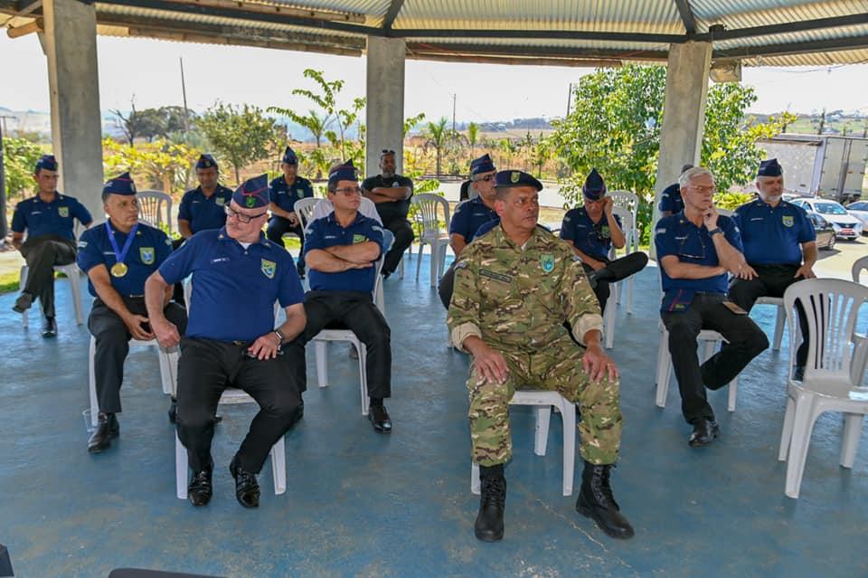 Veteranos AVFAB-MG - Reunidos